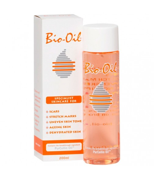 Bio Oil 200 ml: cicatrices, estrias, manchas, envejecimiento