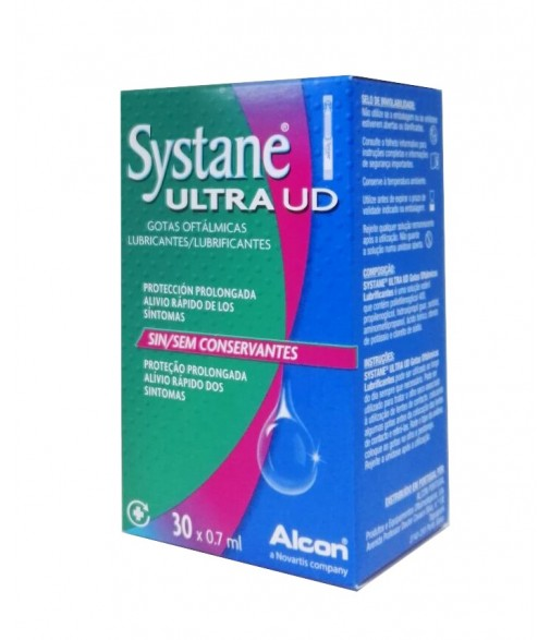 Systane Ultra UD 30 unidades
