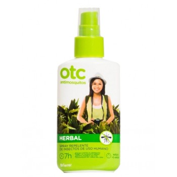Antimosquitos OTC herbal spray 100 ml