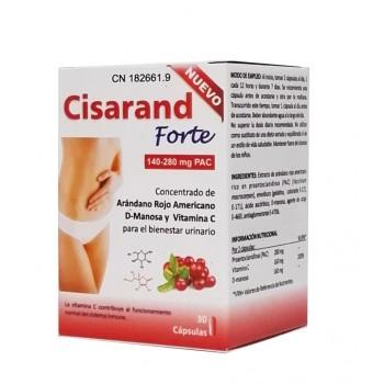 Cisarand Forte 30 capsulas