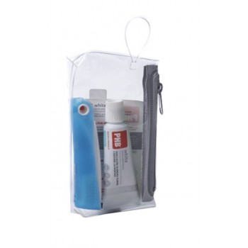 Kit de Viaje White PHB Cepillo Dental plegable + Pasta 15 ml