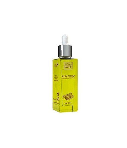 AROMS SILKY SERUM PIEL SECA 30 ML