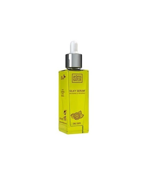 AROMS SILKY SERUM PIEL MKIXTA 30 ML
