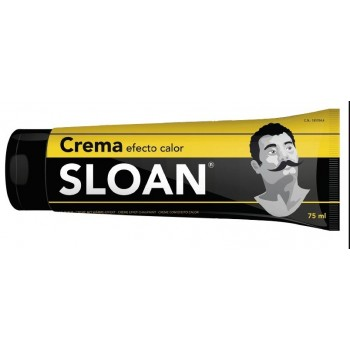 Sloan Crema Efecto Calor 75 ml