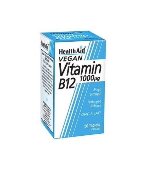 Vitamina b12 1000 mg 50 comprimidos (troyadiet)
