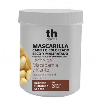 Th Pharma Mascarilla Leche de Macadamia y Karité (cabello coloreado seco y maltratado)