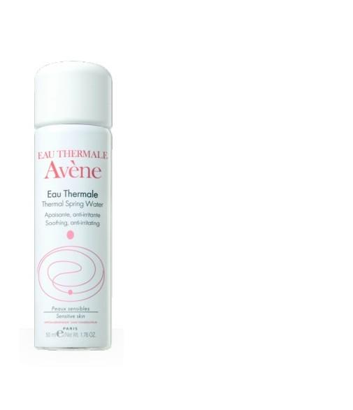 Avène Spray Agua Thermal 50 ml (Formato viaje)