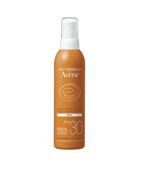 Avène solar SPF 30 spray