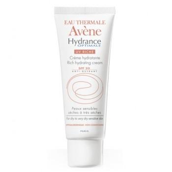 Avène Hydrance F20 enriquecida 40 ml