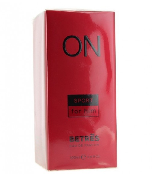 BETRES ON PERFUME SPORT FOR HIM 100 ML