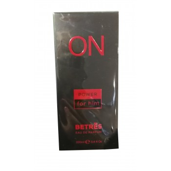 BETRES ON PERFUME POWER FOR HIM 100 ML