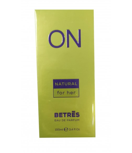Betrés On Perfume Natural For Her 100 ml