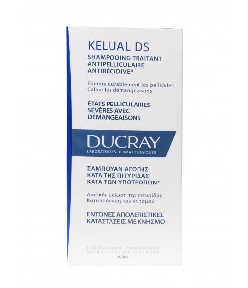 DUCRAY KELUAL DS CHAMPU