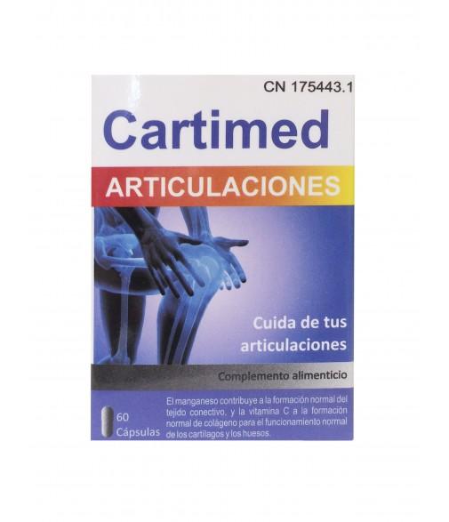 CARTIMED ARTICULACIONES 60 cápsulas