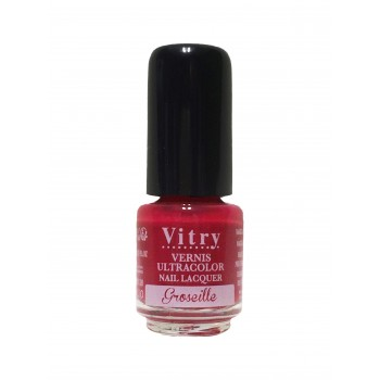 VITRY ESMALTE GROSELLE 4 ML