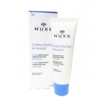 Nuxe fluido matificante hidratante 48h Anti-polución 50 ml