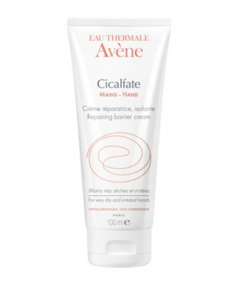 Avène Cicalfate crema de manos reparadora efecto barrera 100 ml