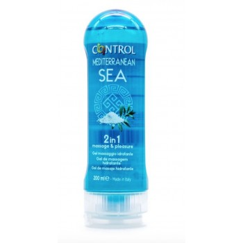 CONTROL MEDITERRANEAN SEA MASSAGE GEL