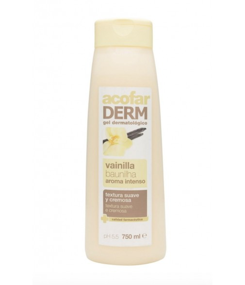 ACOFARDERM GEL VAINILLA 750ML