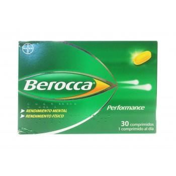 Berocca perfomance 30 comprimidos
