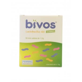 Bivos 10 mini sobres 1,5 gr