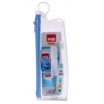 PHB Petit +2 Años PocoyoNeceser + Cepillo Dental + Pasta 15ml