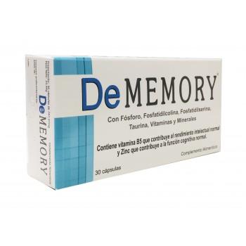 Dememory 30 cápsulas