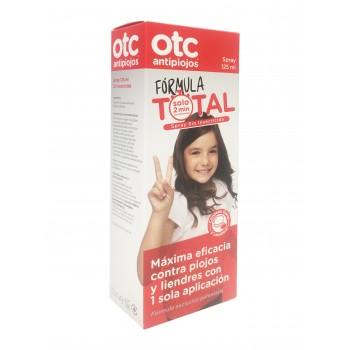 OTC antipiojos formula total 125ml