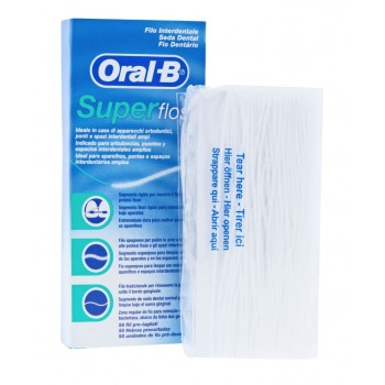 Oral b seda dental hilo superfloss
