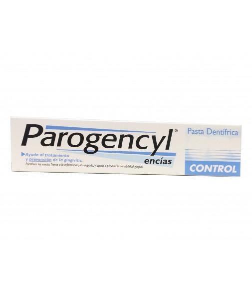 Parogencyl control pasta dental 125ml