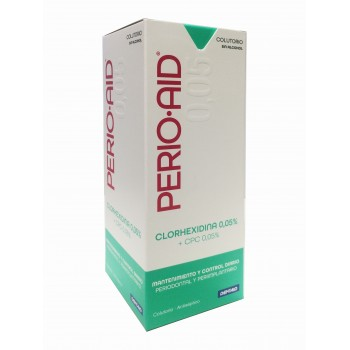 Perio aid mantenimiento colutorio 500ml dentaid