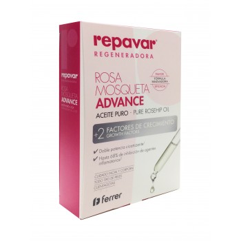 Repavar regener aceite advance 15 ml