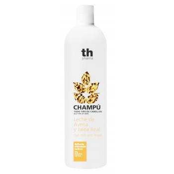 Th Pharma champú de avena y jalea real 1000 ml