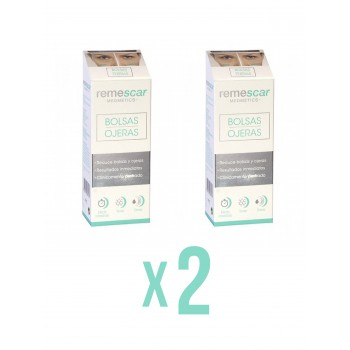 Pack 2 Uds - Remescar bolsas y ojeras 8 ml