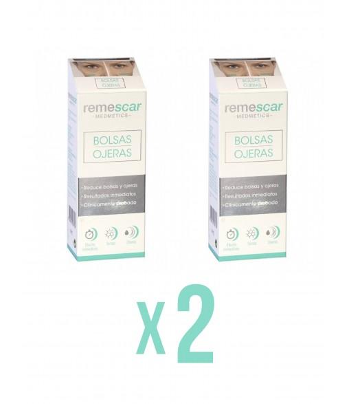 Pack 2 Uds - Remescar bolsas y ojeras 8 ml