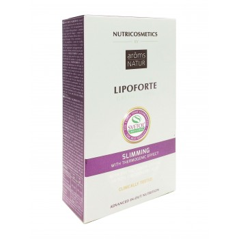 Aroms lipoforte 60 cápsulas