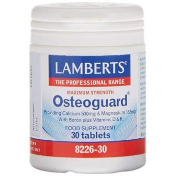 Lamberts Osteoguard 30 Comprimidos