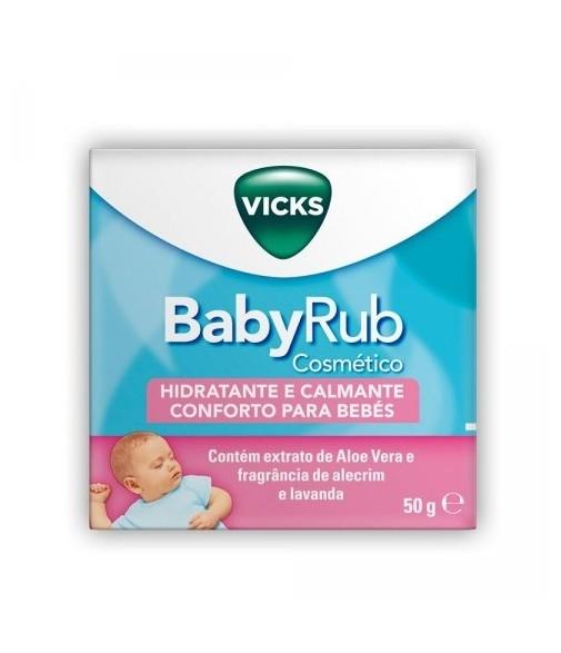 Baby Rub Vick 50gr