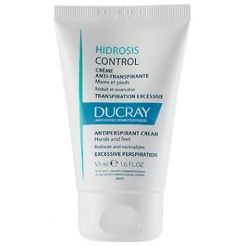Ducray Hidrosis Control Crema Anti-Transpirante para pies y manos 50 ml