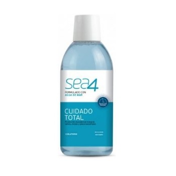 SEA4 Colutorio Cuidado Total 500 ml