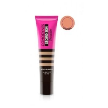 Comodynes Second Skin Ultra-fluid Make-up Caramel