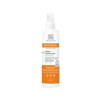 Soivre Cosmetics Spray Panthenol Reparador Intensivo 250 ml