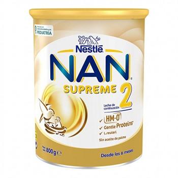 Nestlé NAN Supreme 2 Leche de Continuación 800 g