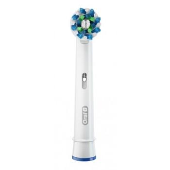 Oral-B Cabezal de Recambio Cepillo Eléctrico CrossAction 3 unidades