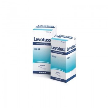 Levotuss Jarabe 6 mg/ml