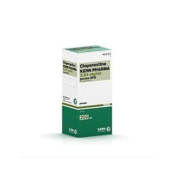 Kern Pharma Cloperastina Jarabe 3,54 mg/ml 200 ml
