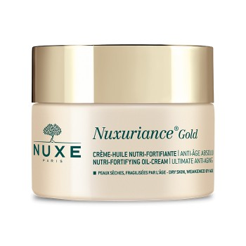 Nuxe Nuxuriance Gold Crema Aceite Nutri-fortificante 50 ml
