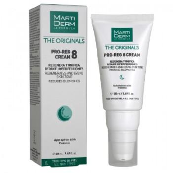 MartiDerm Pro-Reg 8 Cream Crema Regeneradora 50 ml