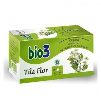 Bio3 Tila Flor 1,5 g 25 sobres