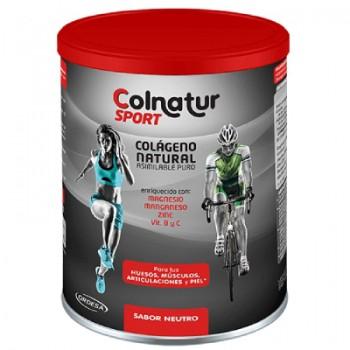 Colnatur Sport Sabor Neutro 330 g